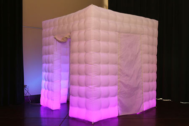 Enclosed Inflatable Photo Booth